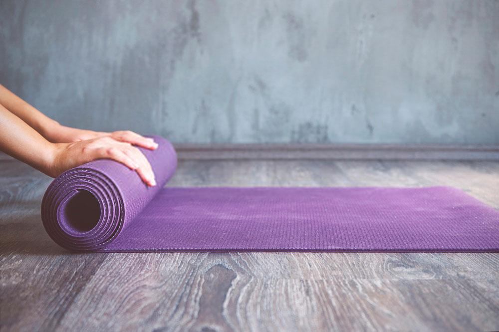 clase yoga