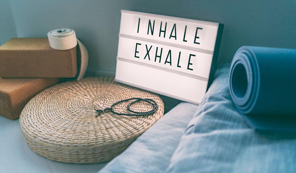 ejercicios de yoga para el estres