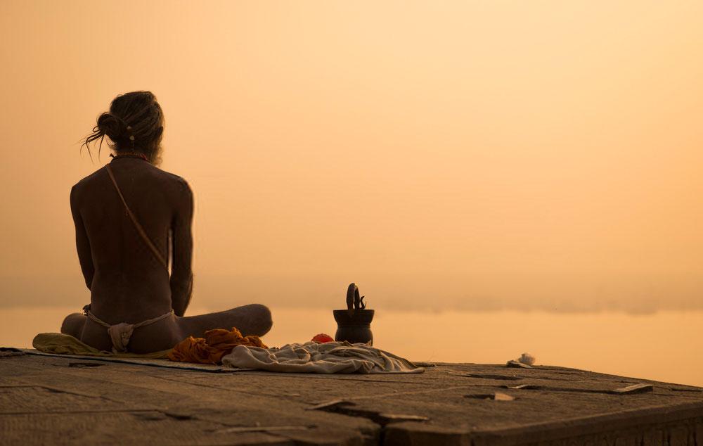 origen del yoga