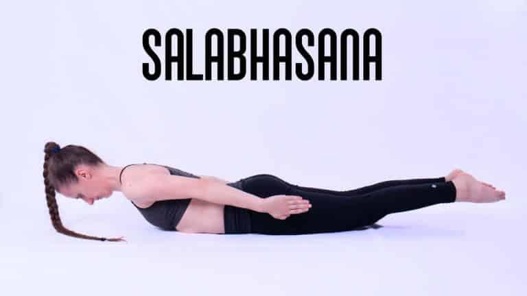 salabhasana