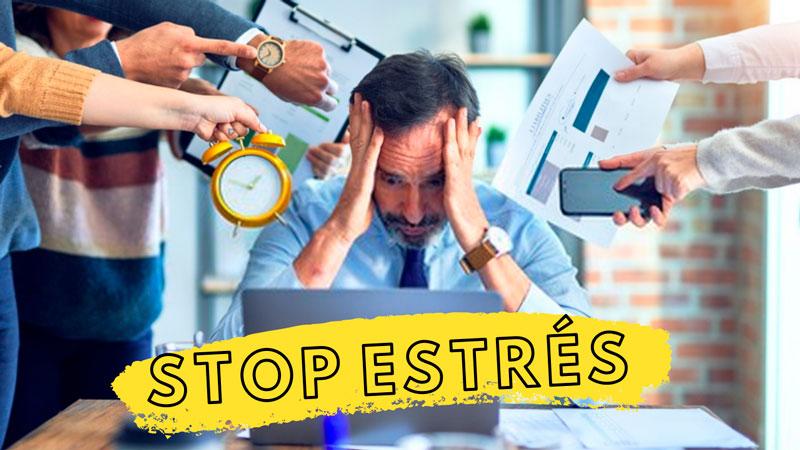 Stop estres