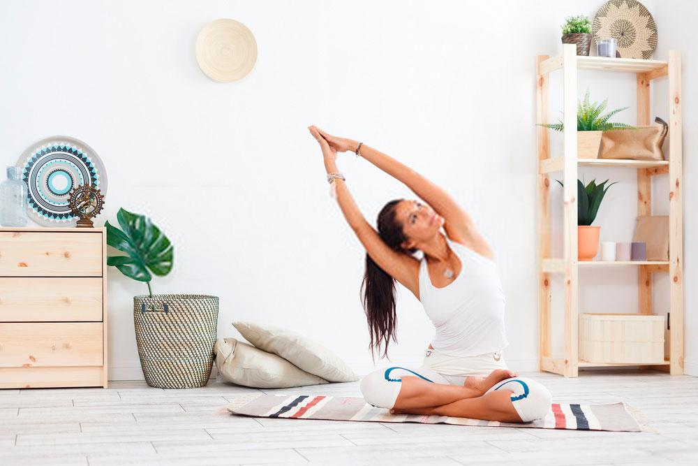 tabla ejercicios yoga