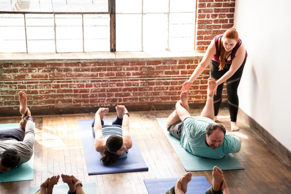 yoga para la