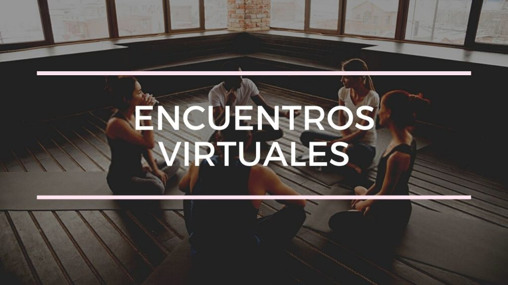 encuentros virtuales yoga