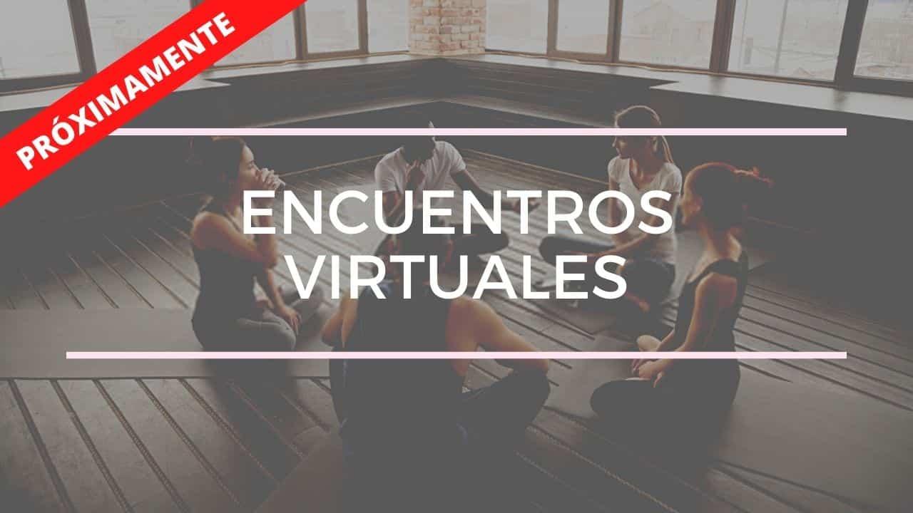 Encuentros yoga online