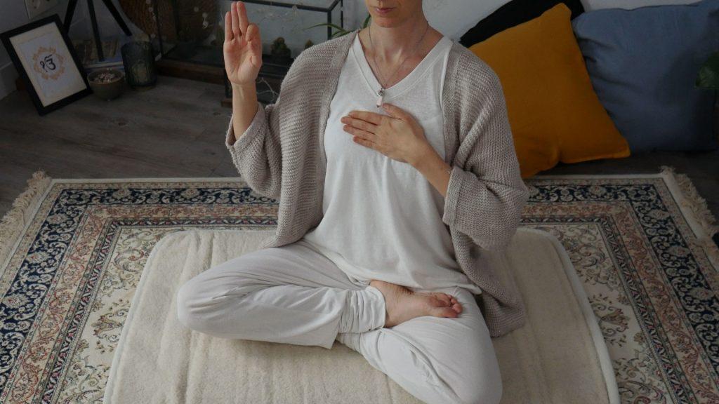 Meditación Para un corazón tranquilo