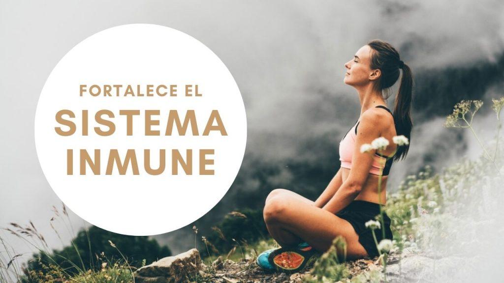 fortalecer el sistema inmunologico