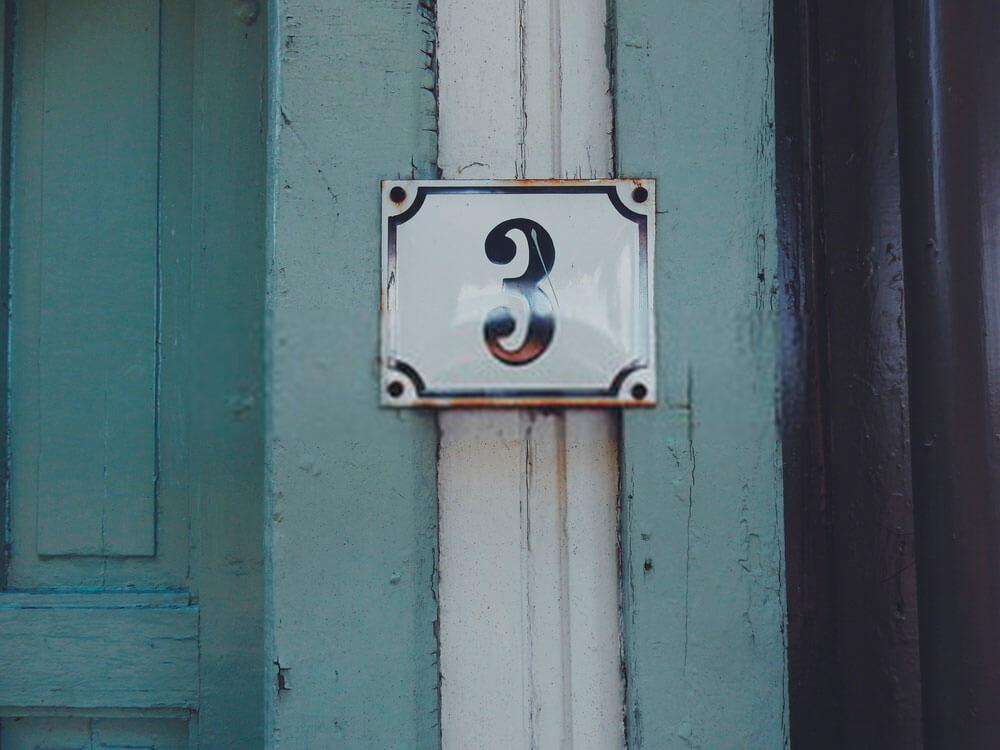 numerologia 3