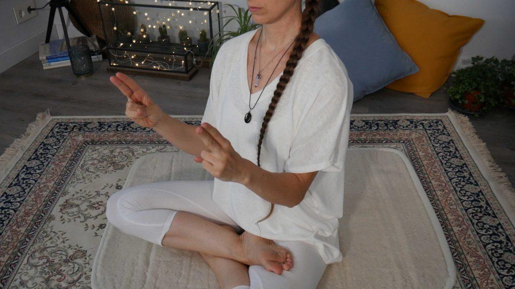 meditación para la fuerza y la resistencia